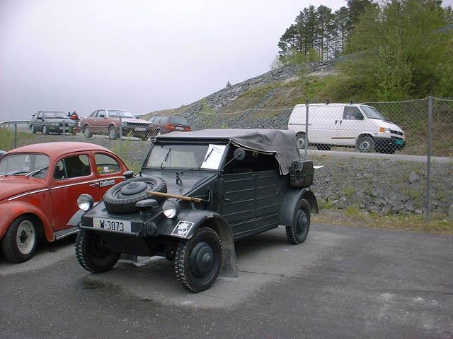 Jon Chr. Brembos Kübelwagen